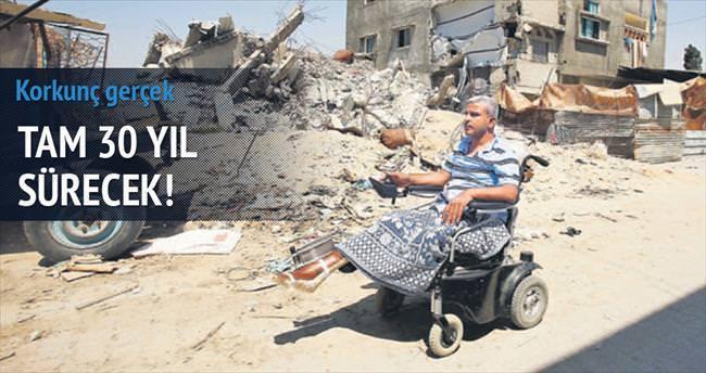 Gazze yaralarını saramadı