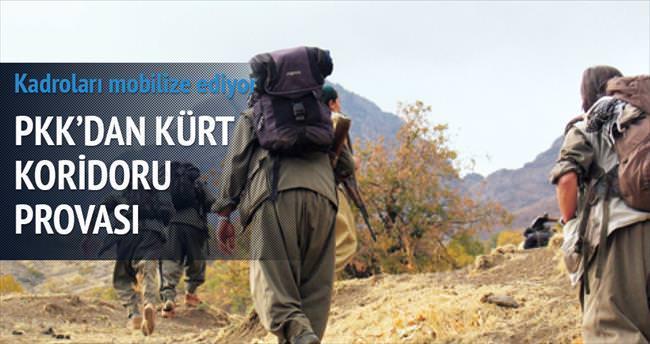 PKK kadrolarını mobilize ediyor