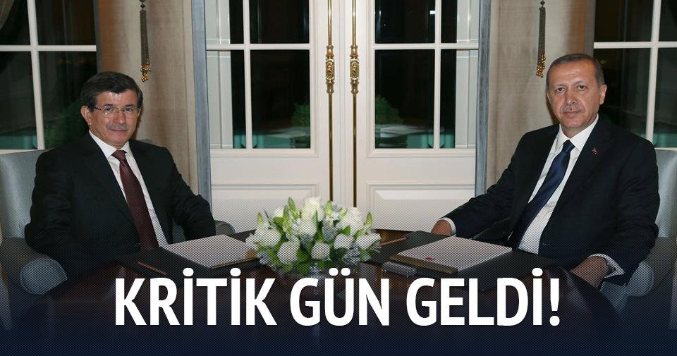 Erdoğan'ın görevi bugün vermesi bekleniyor