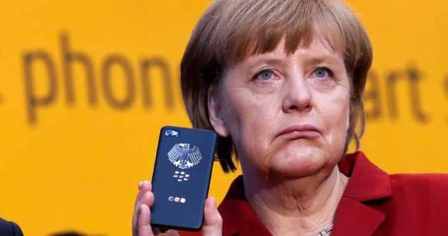ABD Merkel'den önceki başbakanları da dinlemiş