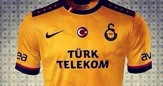 Galatasaray yeni sezon formaları