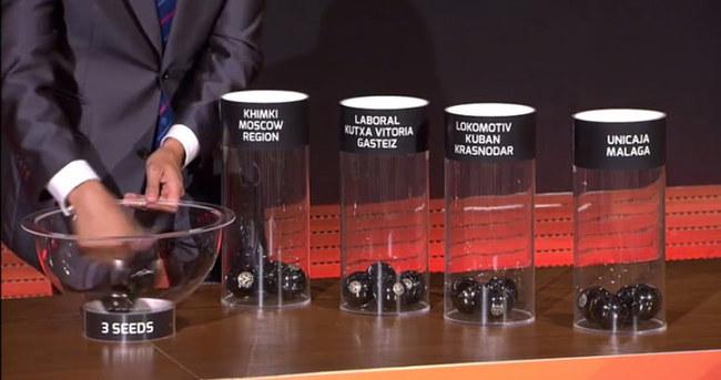 THY Avrupa Ligi'nde kuralar çekildi