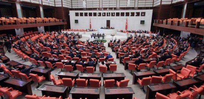 Meclis Başkanlık divanı oluştu