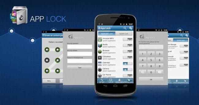 Android uygulamalarınıza şifre koyun