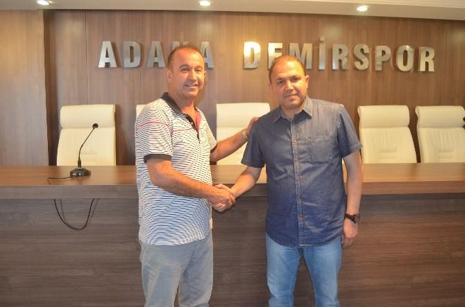 İnaltekin'den Adana Demirspor'a 500 Bin TL Bağış