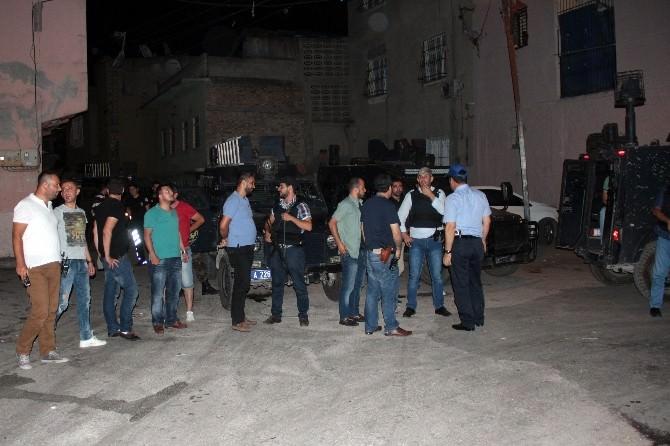 Polisten Torbacılara Gece Uygulaması