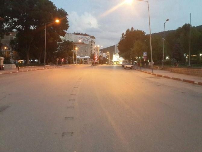 Afyonkarahisar'da Ramazan Huzuru Fotoğraf Karelerine Yansıdı