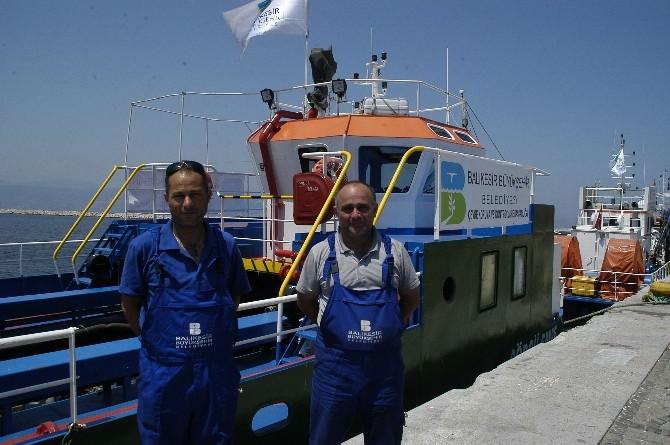 Balıkesir Büyükşehir Belediyesi Sahilleri Temizleyecek