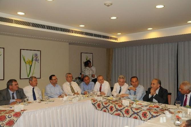 Adana Rekabet İçin Strateji Çalışması İstişare Toplantısı