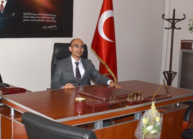 Balıkesir Üniversitesi Altınoluk MYO'da Görev Değişimi