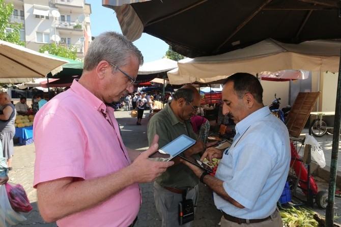 Efeler Belediyesi'nde Mobil Tahsilat Dönemi Başladı