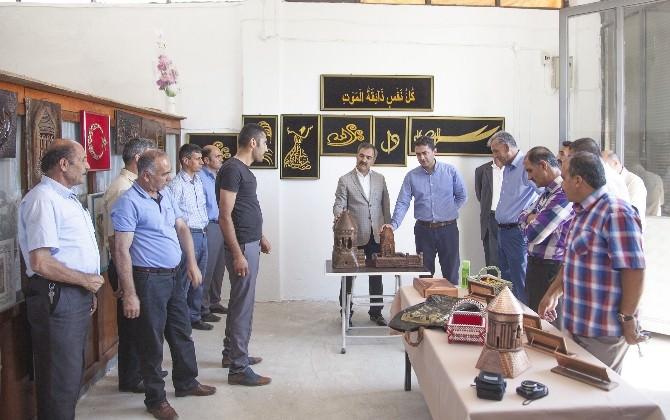 Ahlat'ta Selçuklu Ve Osmanlı El Sanatları Atölyesi Açıldı