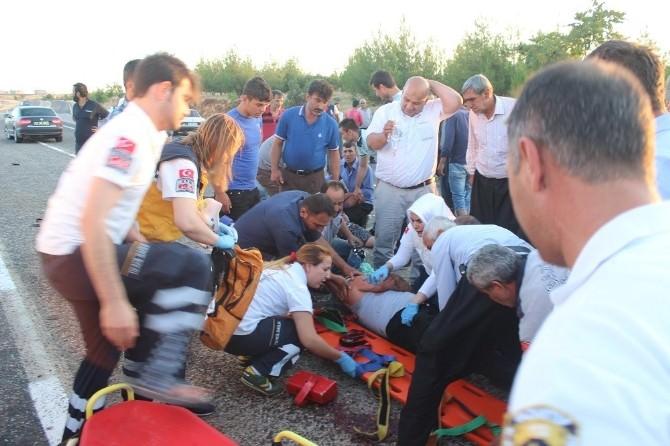 Gaziantep'te Feci Kaza: 1 Ölü, 10 Yaralı