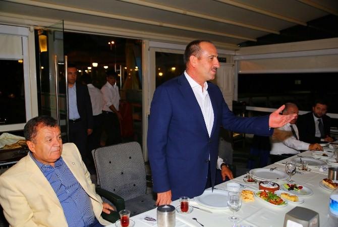 Başkan Duruay'dan İş Adamlarına İftar