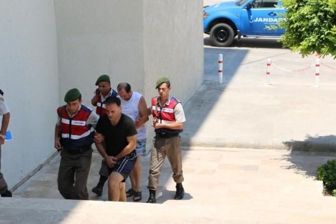 Marmaris'te İthal İnsan Kaçakcıları Tutuklandı