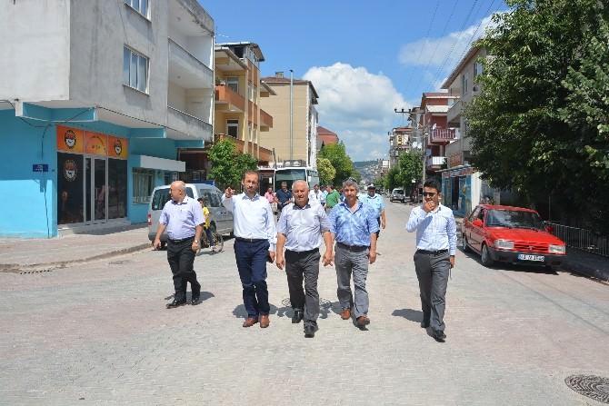 İzmit Belediyesi Mahalle Gezileri Sanayi'de Devam Etti