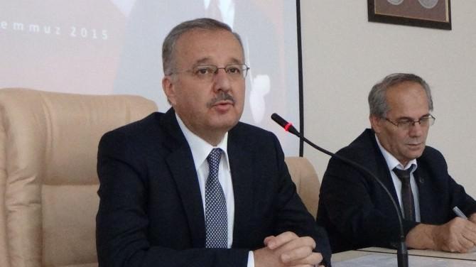 Kars'ta İl Koordinasyon Kurul Toplantısı Yapıldı