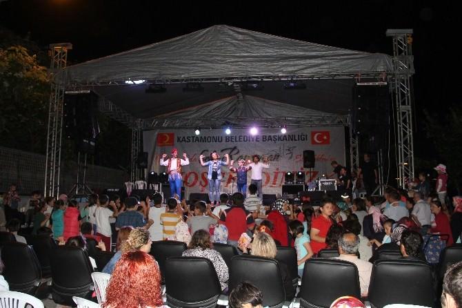 Kastamonu Belediyesi, Mahalle İftarı Düzenledi