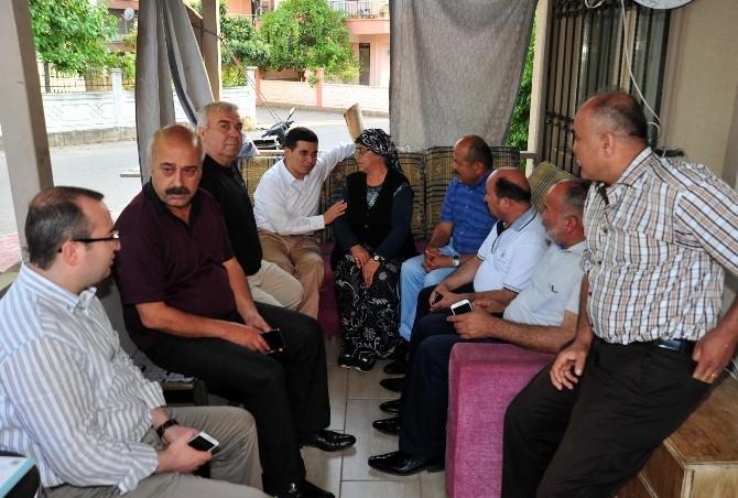 Başkan Tütüncü, Meclis Üyeleriyle Ramazan Sevincini Paylaştı