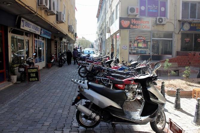 Kilis'teki Taşıtların Yarısından Fazlası Motosiklet