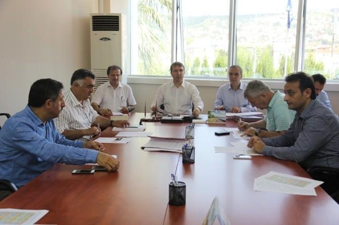 Büyükşehir Encümeni 9 İşyerini İhaleye Çıkardı