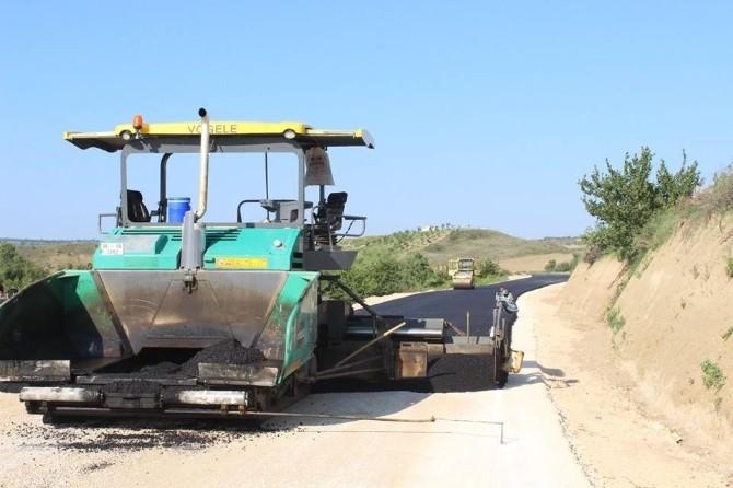Köy Yolları TEK TEK Asfaltlanıyor