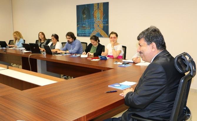 KTO Karatay Üniversitesi'nde Konya Teknokent Bilgilendirme Toplantısı Yapıldı