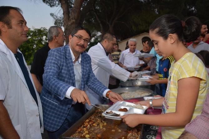 Başkan Çelik İftarda Yeşilköy Halkıyla Buluştu