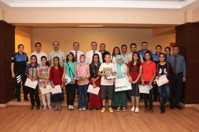 Şırnak'ta Kitap Okuma Yarışması