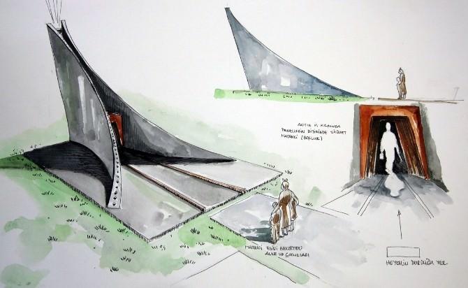 Madenci Anıtı, Şehit Ailelerine Sunuldu