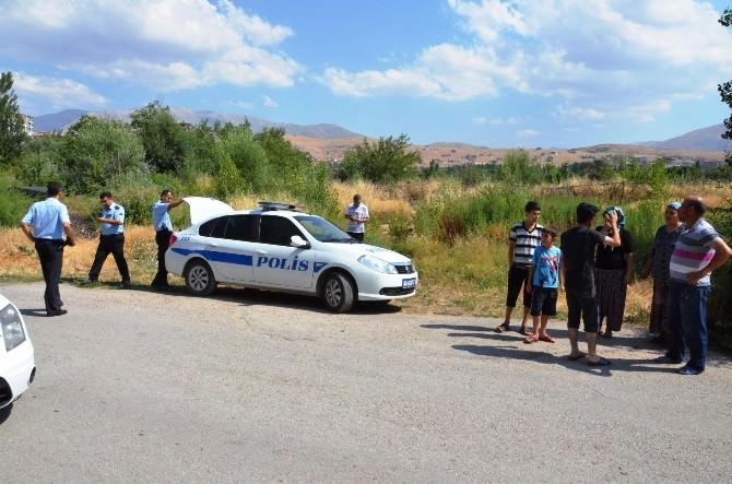 Malatya'da Sulama Kanalına Düşen Çocuk Öldü