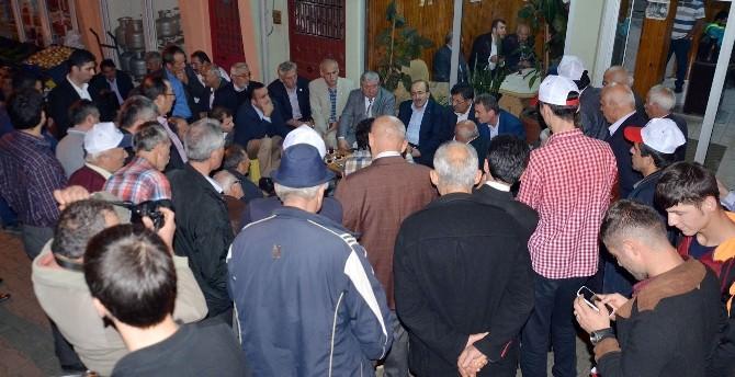 Trabzon Büyükşehir Belediyesi'nden Şalpazarı İlçesinde İftar