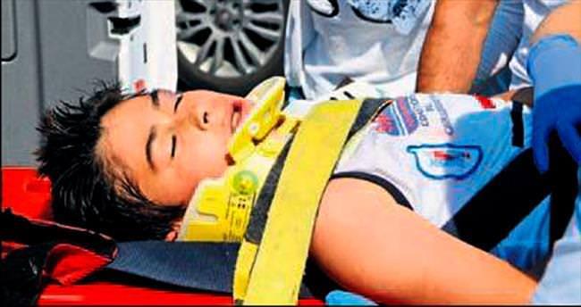 Bir kazada iki anne gözyaşına boğuldu