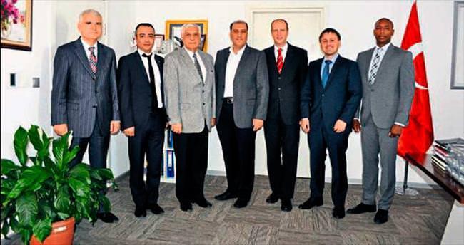 Alman üniversitesi ile işbirliği çalışması