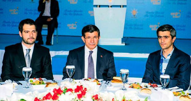 AK Gençlik 'Vefa' iftarında buluştu