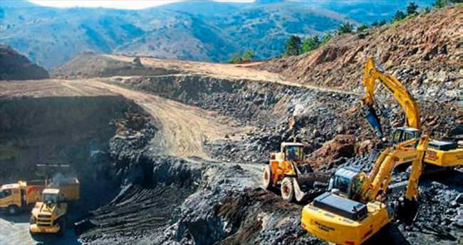 Çetintepe Barajı'nda gövde yapımı başladı