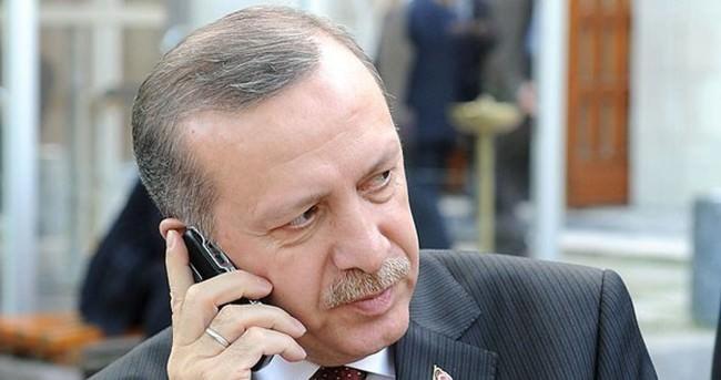 Erdoğan'dan Suudi Arabistan Kralı'na taziye telefonu