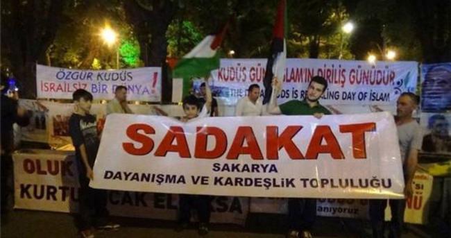 Filistin'e özgürlük çağrısı yapıldı