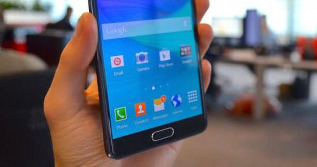 Samsung Galaxy Note 5'te onlar olmayacak