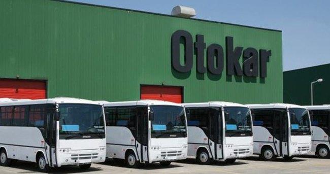 Otokar'da 73 milyonluk imza!