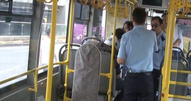 Şoförü darp eden polise soruşturma