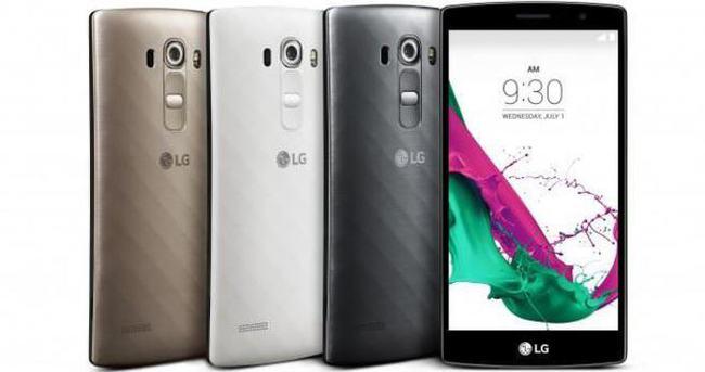 LG G4 Beat resmen duyuruldu