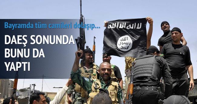 IŞİD bayram namazını yasakladı