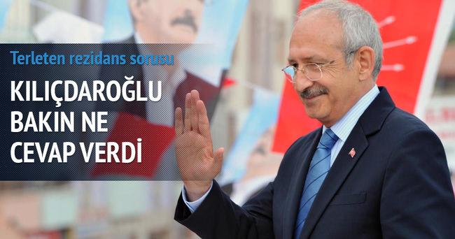 Kılıçdaroğlu'na İlgezdi'lerin rezidansları soruldu