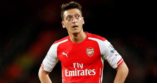 Mesut Özil'e dev talip