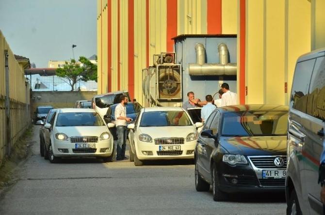 Kocaeli'deki Rüşvet Operasyonunda 4 Tutuklama
