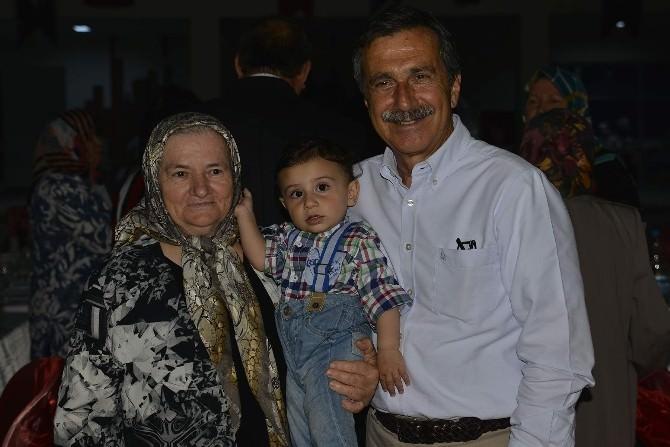 Başkan Ataç Şehit Aileleri İle İftarda Buluştu