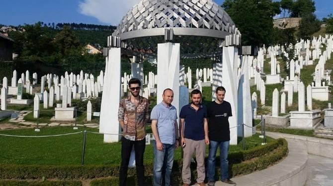 Canik Belediyesi Bosna'daki Katliamı Andı