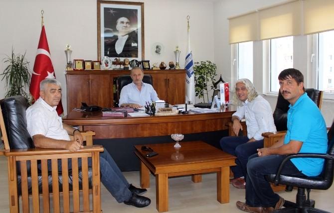 Didim Tarım Kalkınma Kooperatifinden Başkan Atabay'a Ziyaret