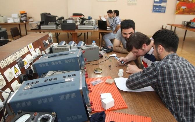 İş Bulma Kaygısı Olmayan Bir Bölüm: GAÜN Elektrik-elektronik Mühendisliği